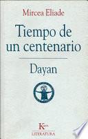 libro Dayan/ Time Of A Centenary & Dayan
