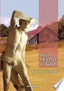 libro De Los Restos De Caín