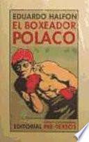 libro El Boxeador Polaco