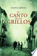 libro El Canto De Los Grillos
