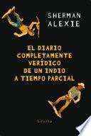 libro El Diario Completamente Verídico De Un Indio A Tiempo Parcial