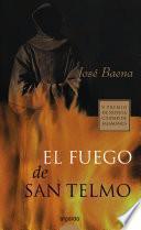 libro El Fuego De San Telmo
