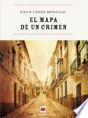 libro El Mapa De Un Crimen