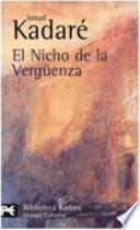 libro El Nicho De La Vergüenza