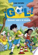 libro Examen Sobre El Césped (¡gol! 22)