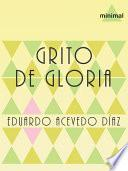 libro Grito De Gloria