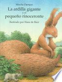 libro La Ardilla Gigante Y El Pequeño Rinoceronte