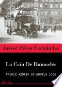 libro La Crin De Damocles