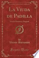 libro La Viuda De Padilla