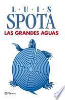 libro Las Grandes Aguas (2014)