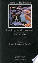 libro Las Lenguas De Diamante