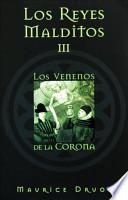 libro Los Venenos De La Corona