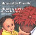 libro Miracle Of The Poinsettia (milagro De La Flor De Nochebuena)