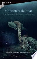 libro Monstruos Del Mar