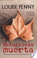 libro Naturaleza Muerta
