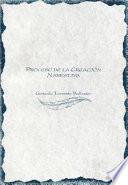 libro Proceso De La Creación Narrativa