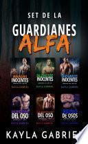 libro Set De La Guardianes Alfa