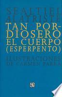 libro Tan Pordiosero El Cuerpo