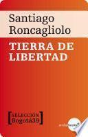 libro Tierra De Libertad