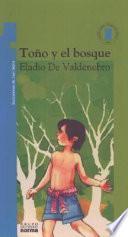 libro Toño Y El Bosque