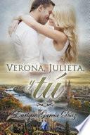 libro Verona, Julieta Y Tú