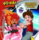 libro Yo Kai Watch. Flamileón No Pierde Nunca