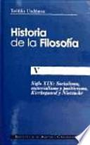 libro Historia De La Filosofía