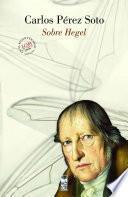 libro Sobre Hegel