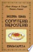 libro Confitería Y Repostería