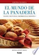 libro El Mundo De La Panadería