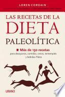 libro Las Recetas De La Dieta Paleolitica / The Paleo Diet Cookbook