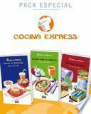 libro Pack Especial: Cenar En Bandeja / Recetas Para No Engordar / Cocinar Con Latas (cocina Express)