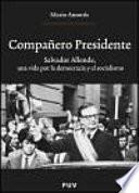 libro Compañero Presidente
