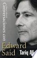 libro Conversaciones Con Edward Said