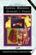 libro Egipcios, Bereberes, Guanches Y Vascos