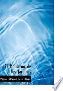 libro El Monstruo De Los Jardines