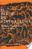 libro El Oficio De Historiador