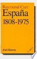 libro España, 1808 1975