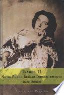 libro Isabel Ii
