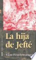 libro La Hija De Jefté