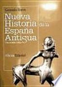 libro Nueva Historia De La Espana Antigua