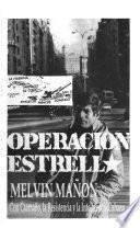 libro Operación Estrella