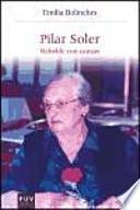 libro Pilar Soler