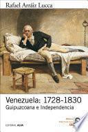 libro Venezuela: 1728 1830