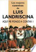 libro Aqui Me Pongo A Contar / Let Me Tell You