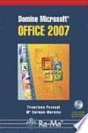 libro Domine Microsoft Office 2007