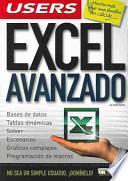 libro Excel Avanzado