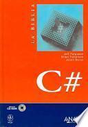 libro La Biblia De C#