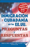 libro Inmigración Y Ciudadanía En Los Ee.uu.