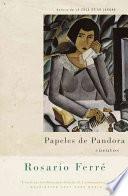 libro Papeles De Pandora